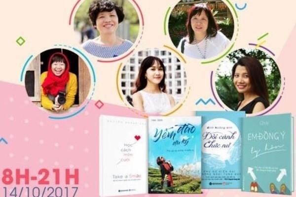 Những cuốn sách khiến phụ nữ mỉm cười