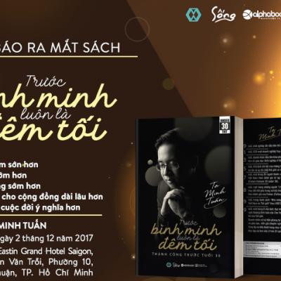 Doanh nhân Việt được Forbes vinh danh kể chuyện khởi nghiệp bằng sách