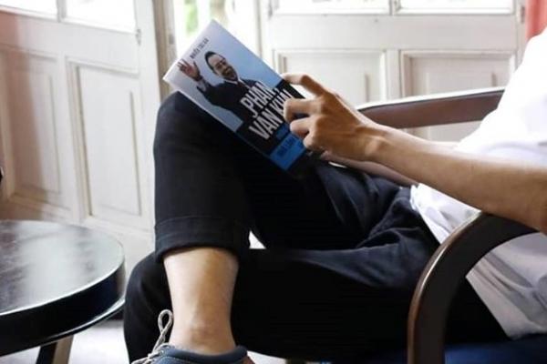 Ký ức về cố Thủ tướng Phan Văn Khải được xuất bản thành sách