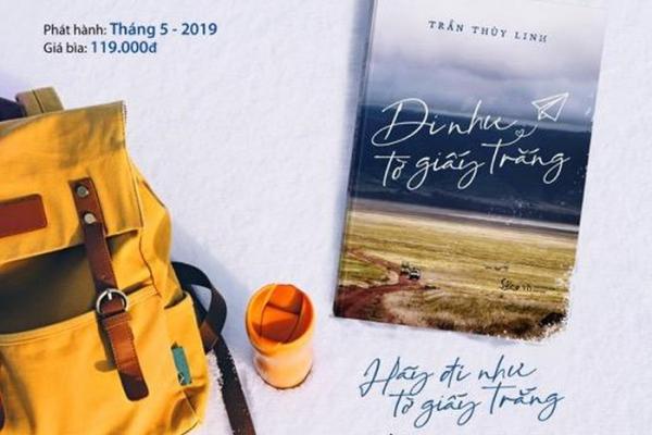 'Đi như tờ giấy trắng' - Trần Thùy Linh