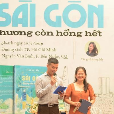 Nhà văn Hoàng My tiết lộ vì sao 'Sài Gòn thương còn hổng hết'