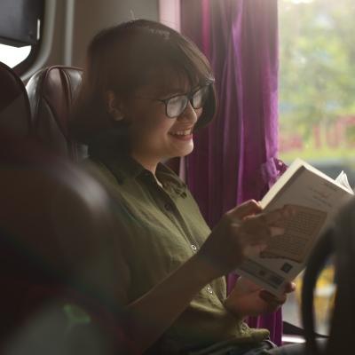 Ngô Tuyết Nga - Biên tập viên