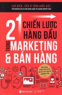 21 Chiến lược hàng đầu trong Marketing và bán hàng