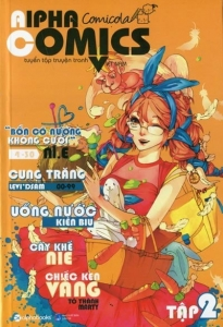 Alpha Comics Comicola (Tập 2)